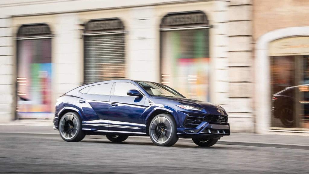 Lamborghini Urus 2019 Exterior 007