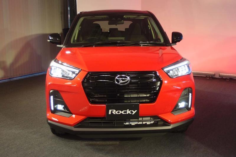Meluncur Akhir April di Indonesia, Ini Bocoran Varian dan Spesifikasi Daihatsu Rocky 2021 02