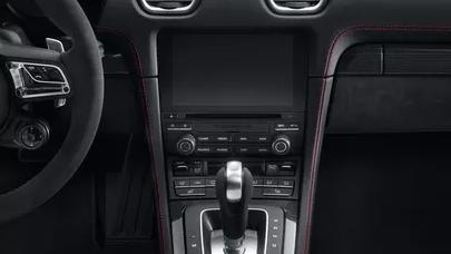 Porsche 718 2019 Interior 017