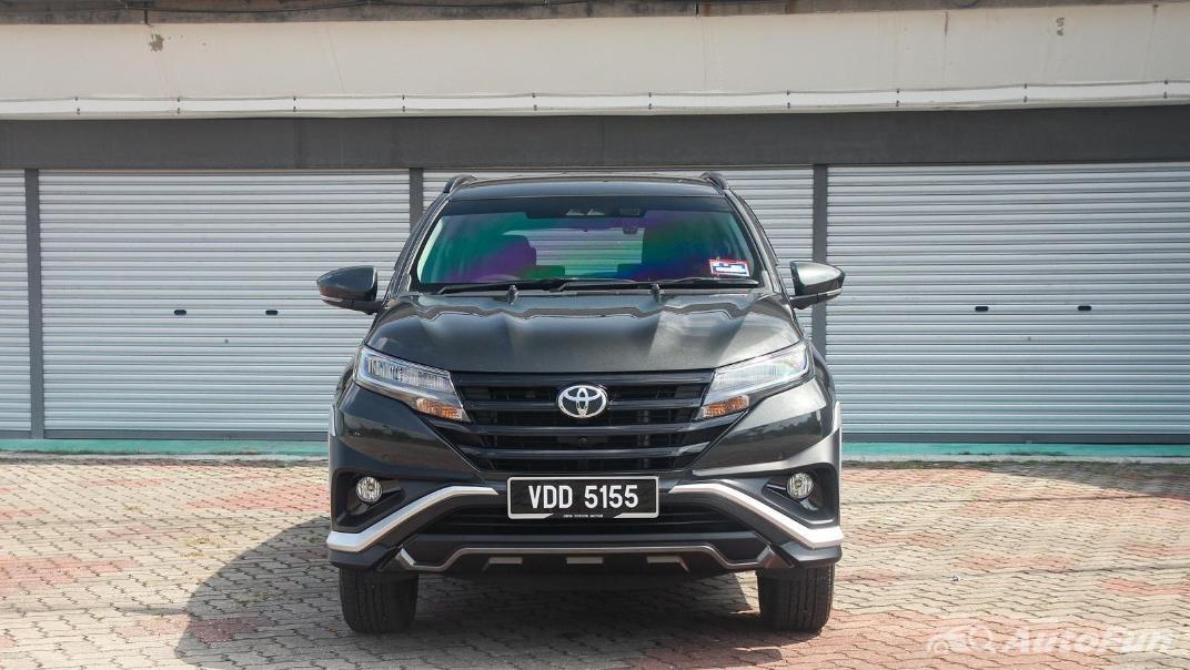 Toyota Rush 2019 Exterior 002