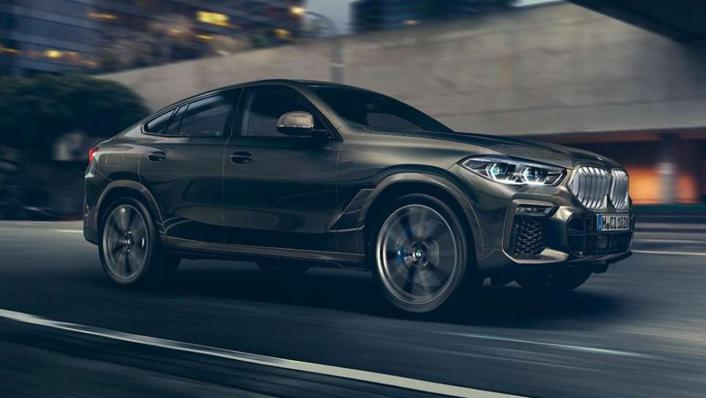 BMW X6 2019 Exterior 006