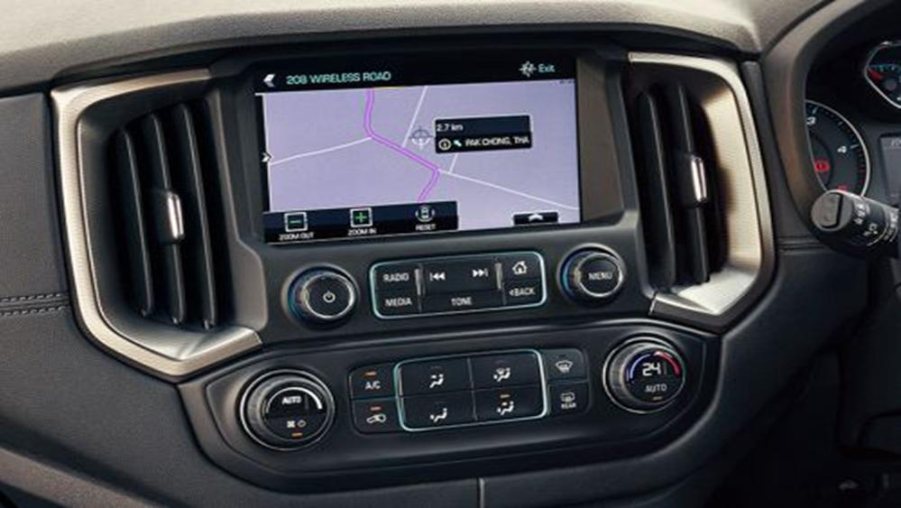 Chevrolet Trailblazer 2019 Interior 004