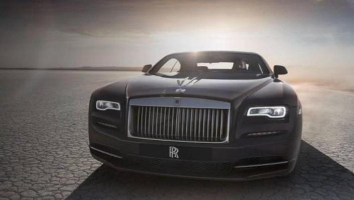 Rolls Royce Wraith 2019 Exterior 001