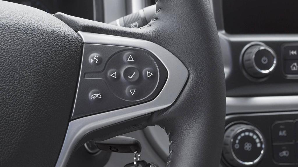 Chevrolet Colorado 2019 Interior 006