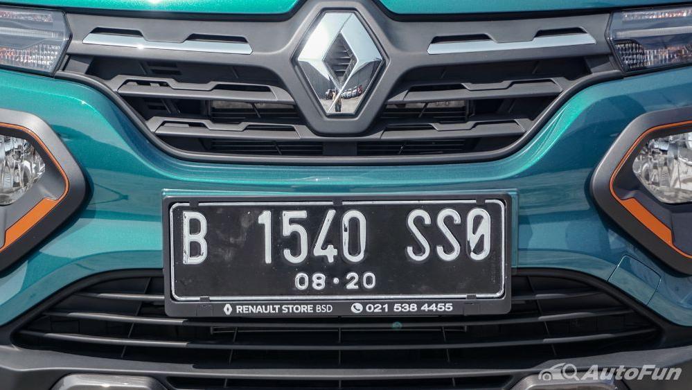 Renault Kwid 2019 Exterior 012