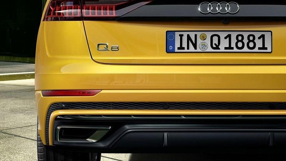 Audi Q8 2019 Exterior 019