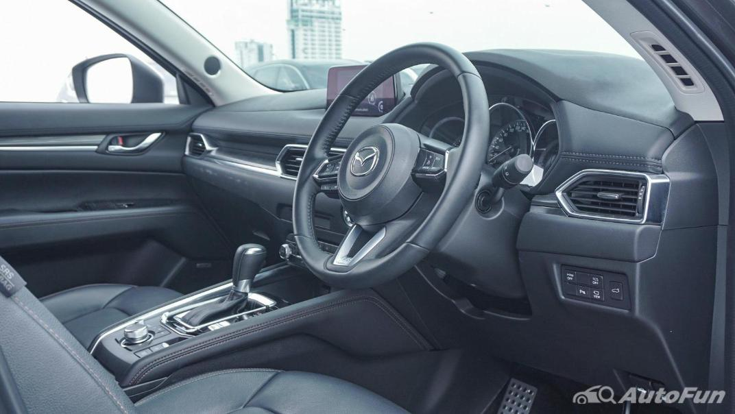 Mazda CX 5 Elite Interior 007