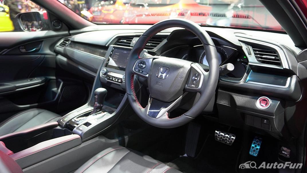 2021 Honda Civic Hatchback Interior 001