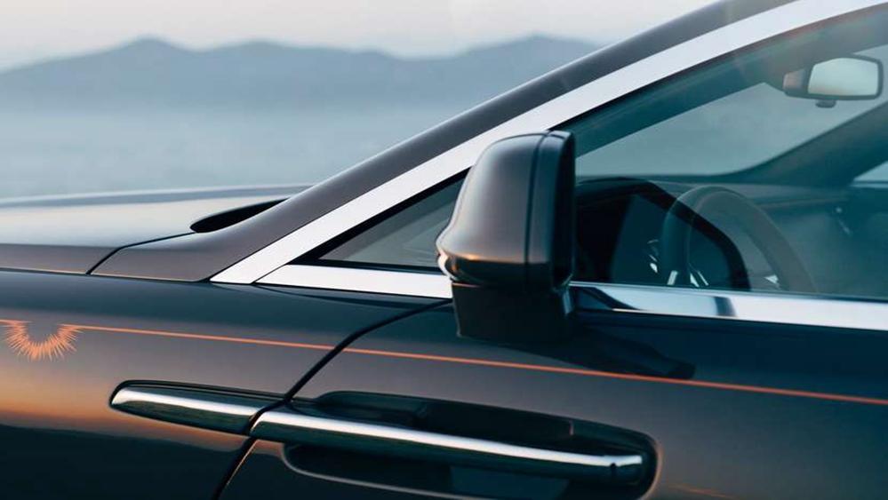 Rolls Royce Wraith 2019 Exterior 011