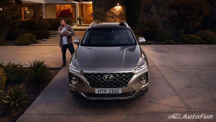 Hyundai Santa Fe 2019 Exterior 005