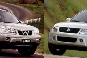 Harga Suzuki Grand Vitara Bekas Dibawah 100 juta, Lebih Menarik Daripada Nissan X-trail T30?