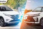 Banderol Harga Mirip, Pilih Kepraktisan ala Daihatsu Terios atau Kemewahan Toyota Veloz?
