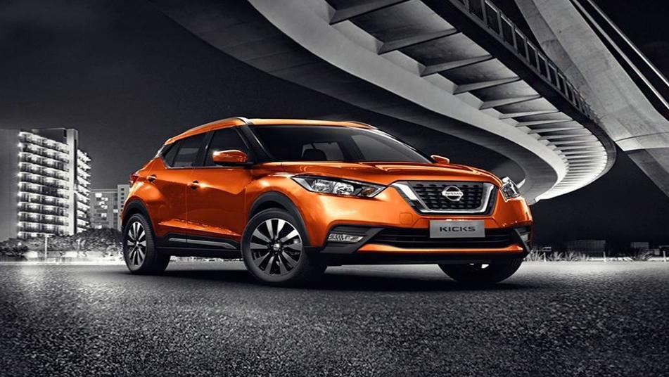Nissan Kicks 2020 2019 Exterior 002