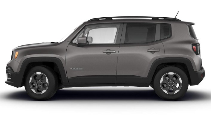 Jeep Renegade 2019 Exterior 003