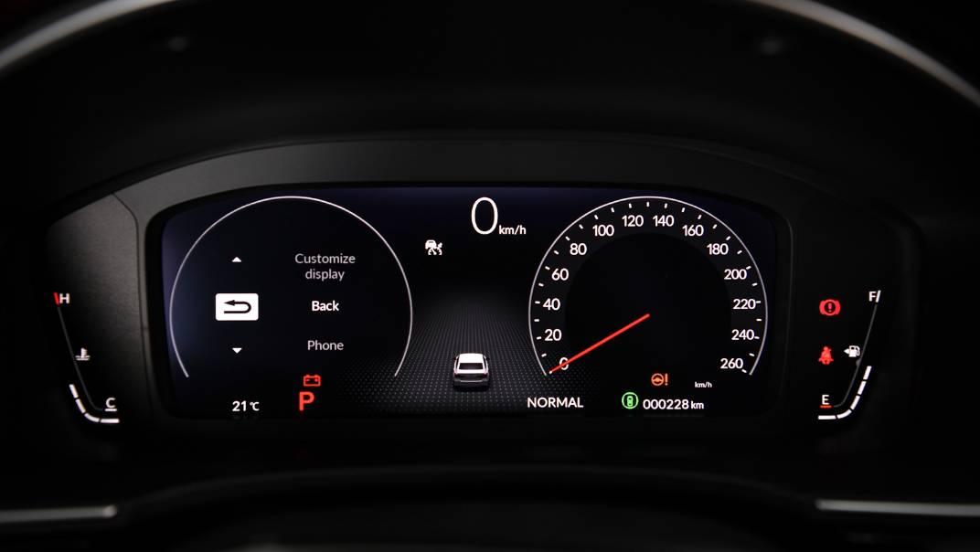 2022 Honda Civic Upcoming Version Interior 014