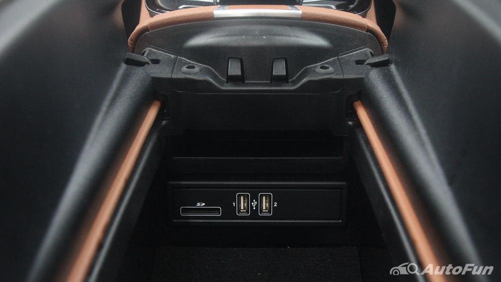 Mercedes-Benz E-Class 2019 Interior 089