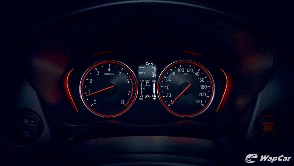 Honda City 2019 Interior 165