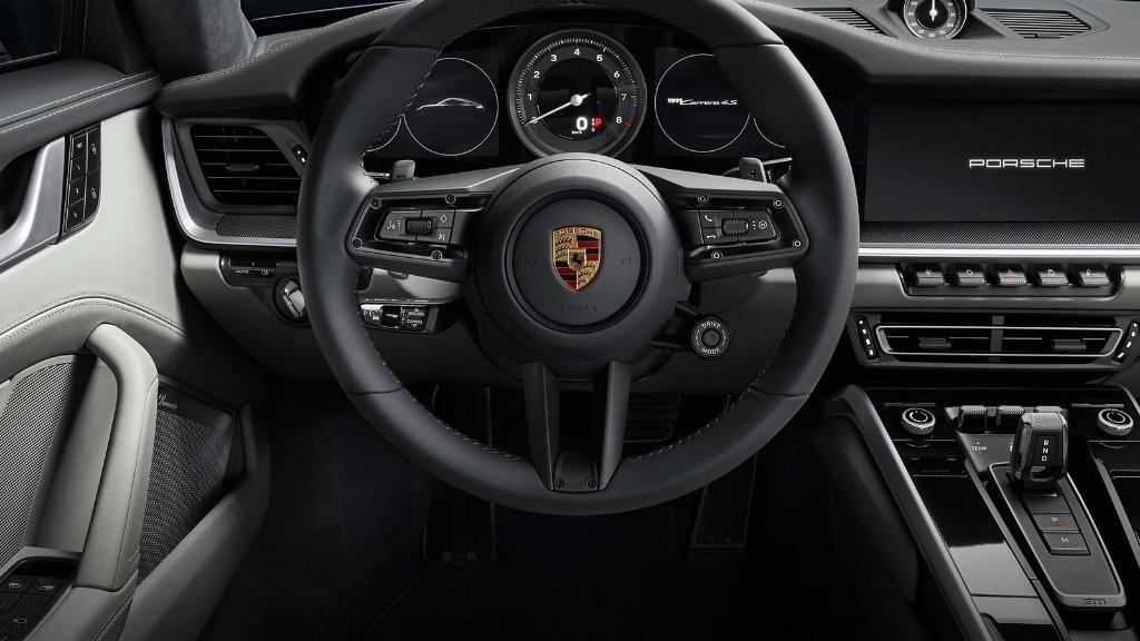 Porsche 911 2019 Interior 034