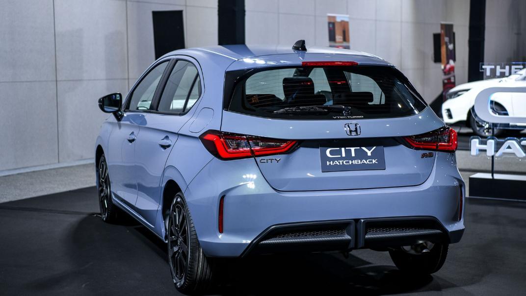 2021 Honda City Hatchback International Version Exterior 006