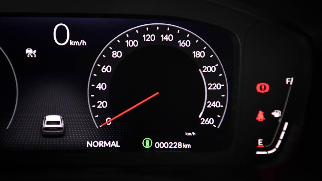 2022 Honda Civic Upcoming Version Interior 045