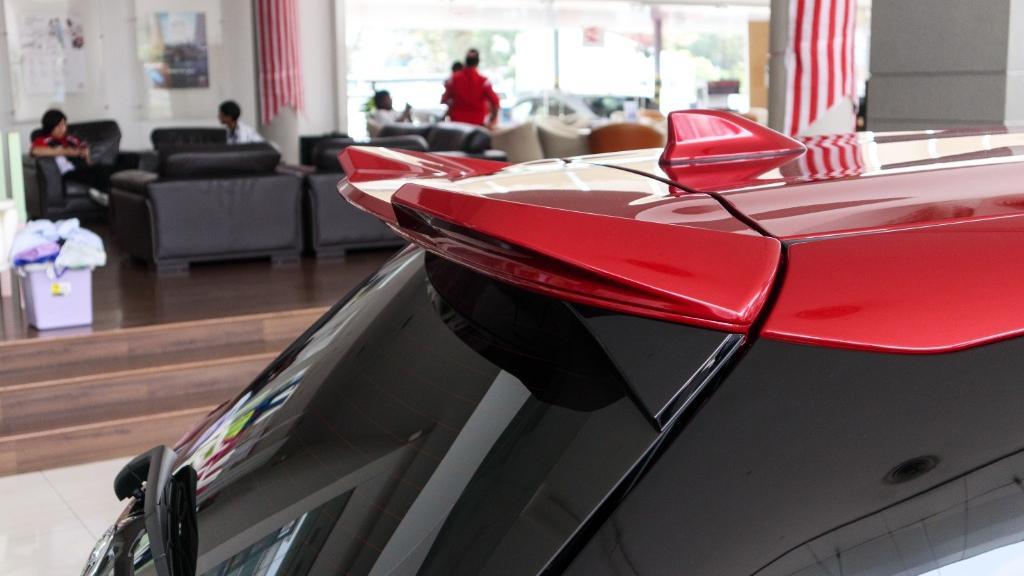 Toyota Yaris 2019 Exterior 056