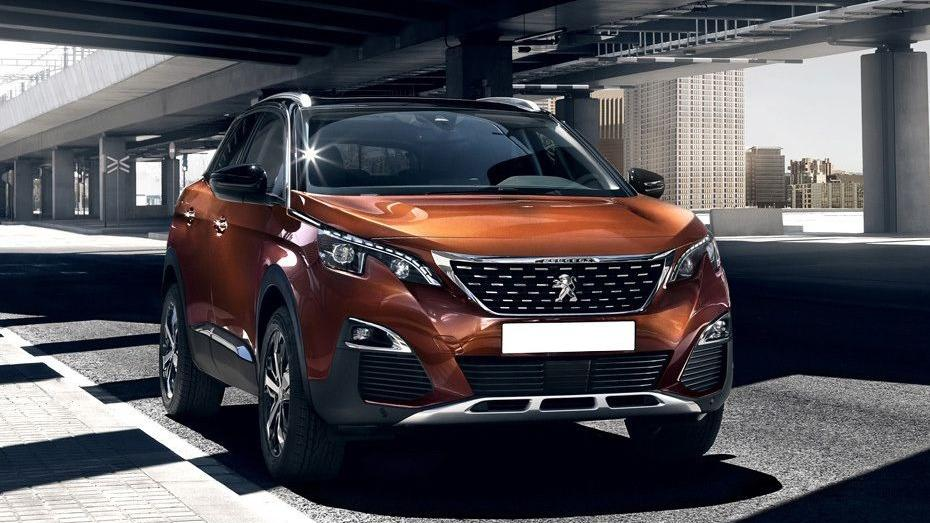 Peugeot 3008 2019 Exterior 029