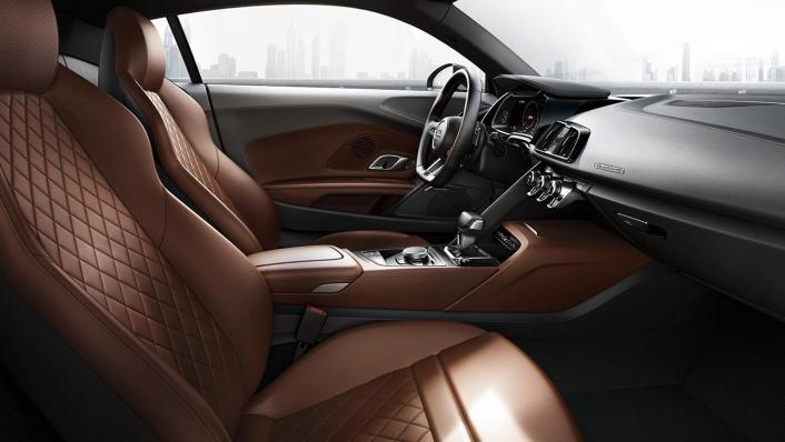 Audi R8 2019 Interior 004