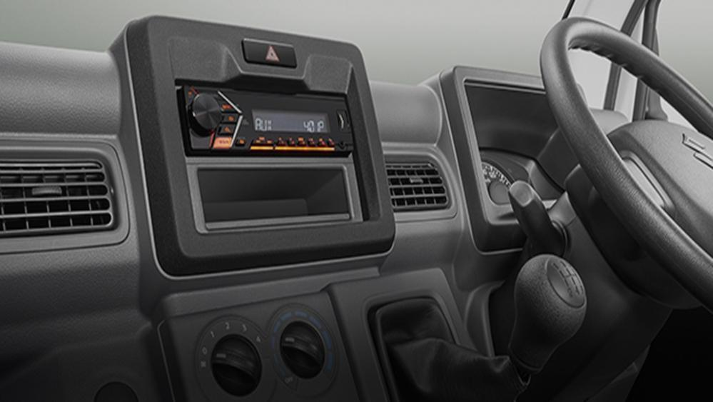 Suzuki Carry 2019 Interior 003