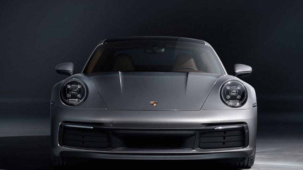 Porsche 911 2019 Exterior 048