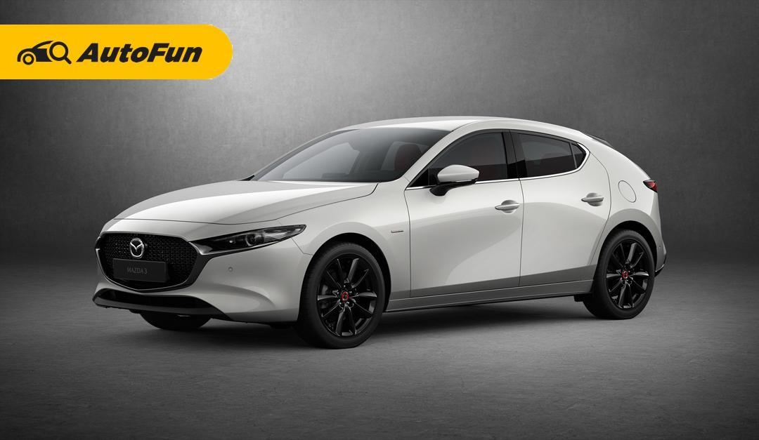 Apakah layak menghabiskan lebih banyak Rp. 20Juta? Analisis komprehensif Mazda3 100th Anniversary Edition di sini! 01