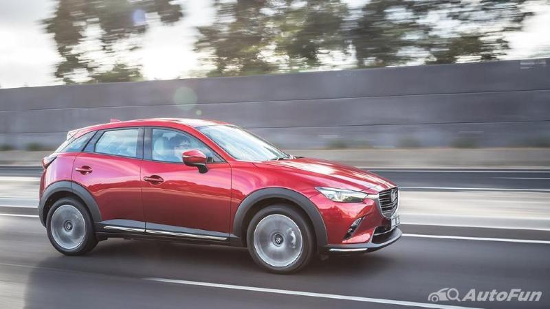 Kelengkapan Fitur Keselamatan Mazda CX-3, Lebih Nyaman di Segmen SUV Kompak 02