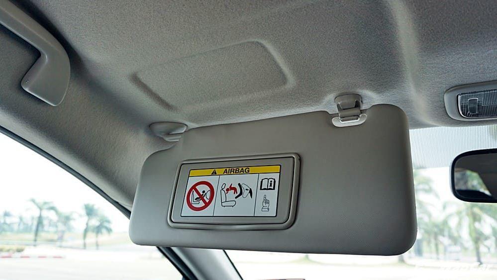 Honda City 2019 Interior 148