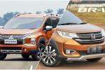 Harga Lebih Murah, Kenapa Honda BR-V 2021 Kalah Laku Dari Mitsubishi Xpander Cross?