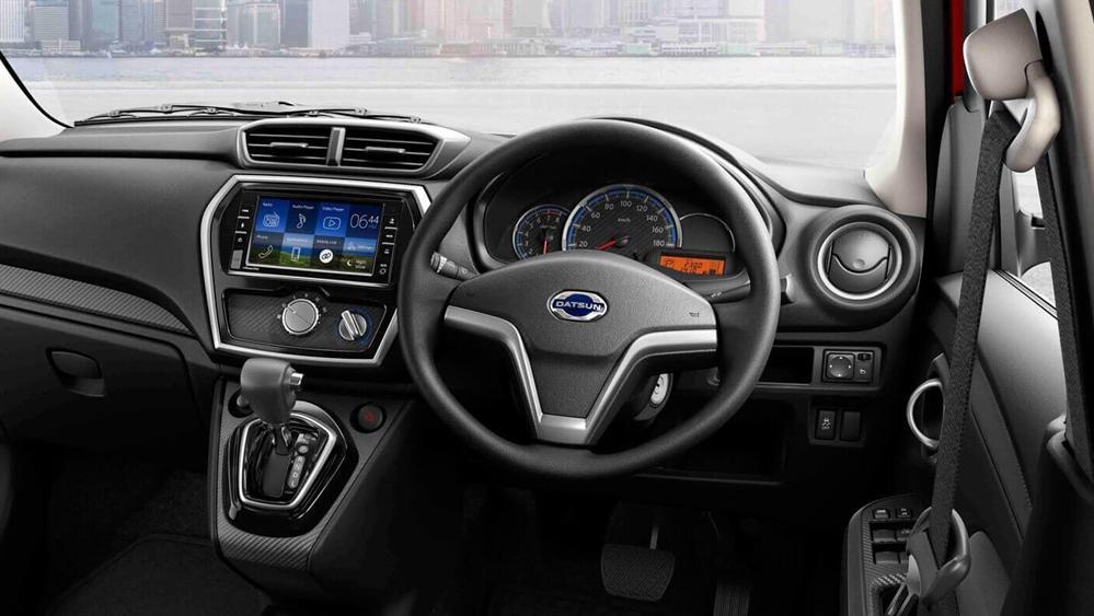 Datsun GO 2019 Interior 002