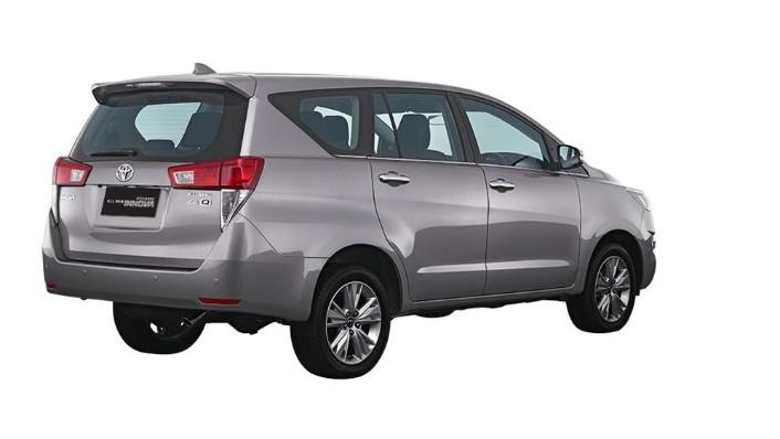 Toyota Kijang Innova 2019 Exterior 008