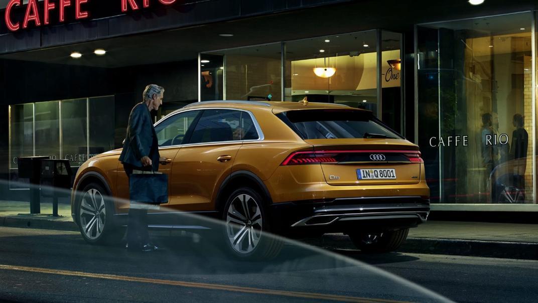 Audi Q8 2019 Exterior 005