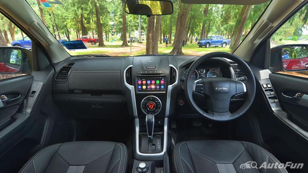 Isuzu D MAX 2019 Interior 001