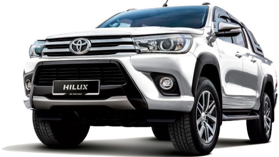 Toyota Hilux 2019 Others 007
