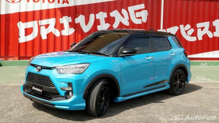 2021 Toyota Raize Exterior 004