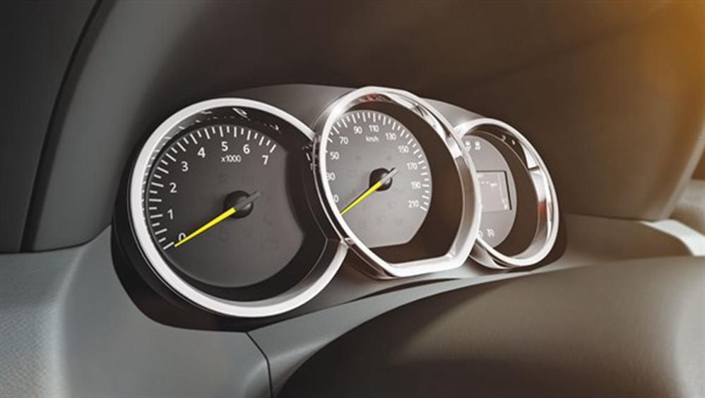 Renault Duster 2019 Interior 004