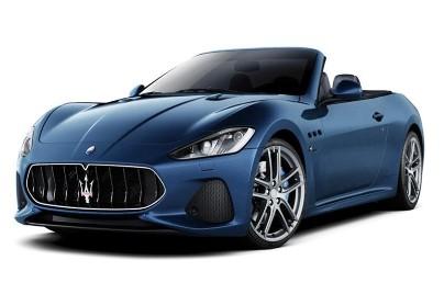 Maserati Grancabrio MC Stradale V8