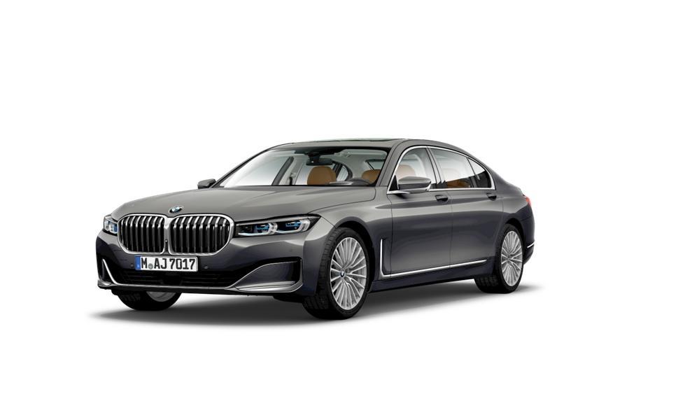 BMW 7 Series Sedan 2019 Exterior 001