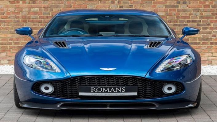 Aston Martin Vanquish 2019 Exterior 001