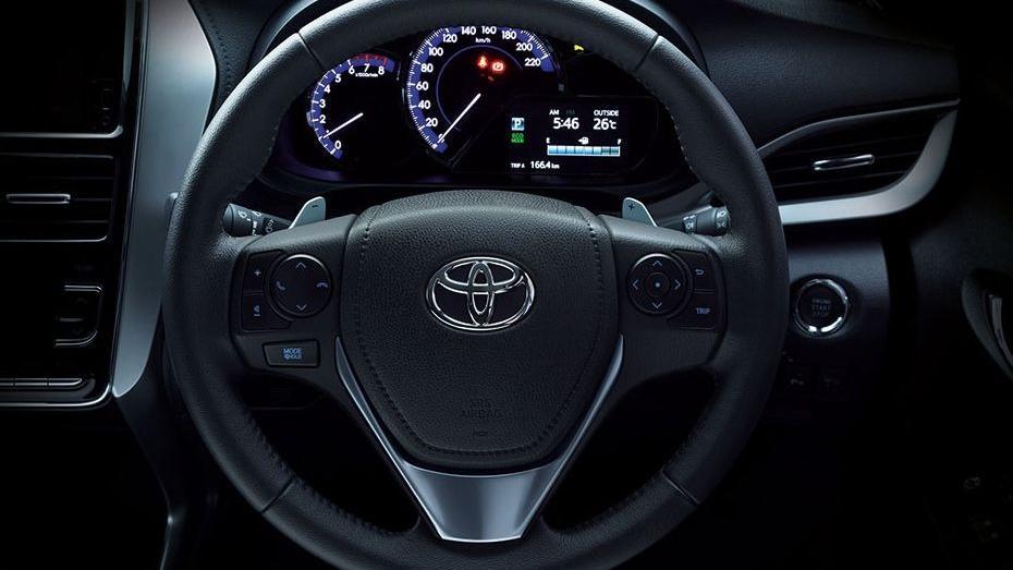 Toyota Vios 2019 Interior 067
