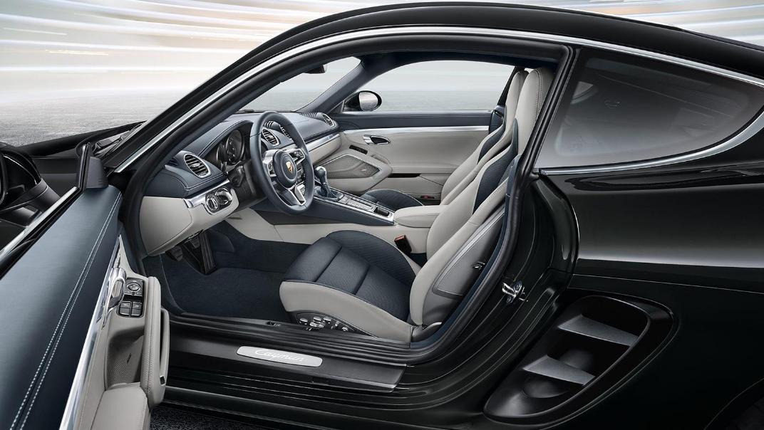 Porsche 718 2019 Interior 026