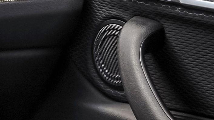 BMW X2 2019 Interior 008