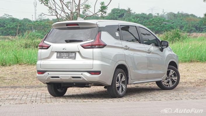 Mitsubishi Xpander Ultimate A/T Exterior 007