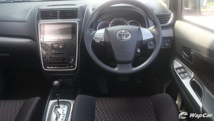 Toyota Avanza 2019 Interior 004