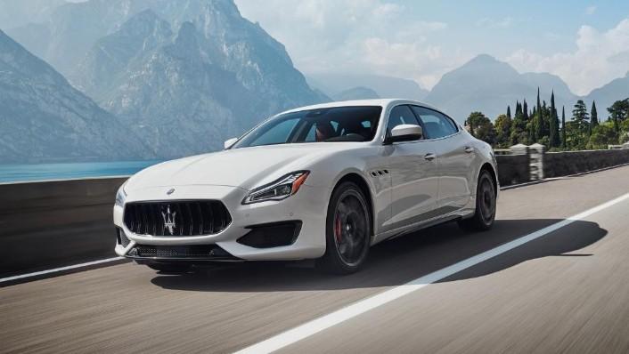 Maserati Quattroporte 2019 Exterior 007