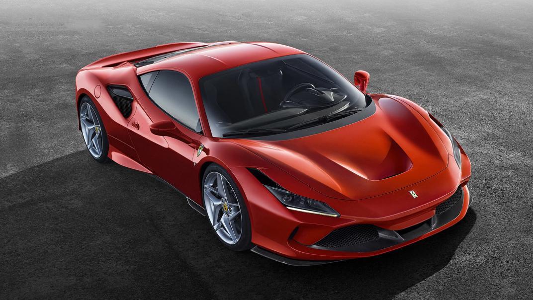Ferrari F8 Tributo 2019 Exterior 003